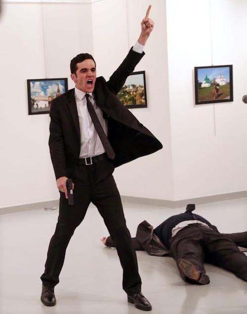 Fotografía ganadora del concurso World Press Photo