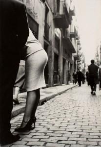 Las calles del Raval de Joan Colom
