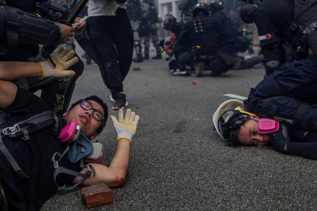 Fotografía ganadora del premio Pulitzer de Susana Vera