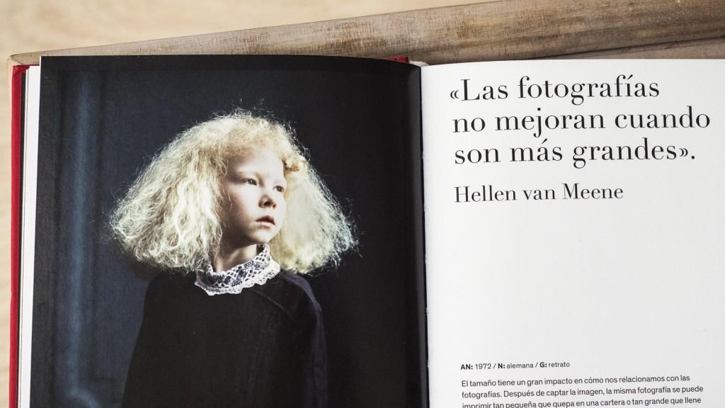 Interior libro los fotógrafos hablan sobre fotografía