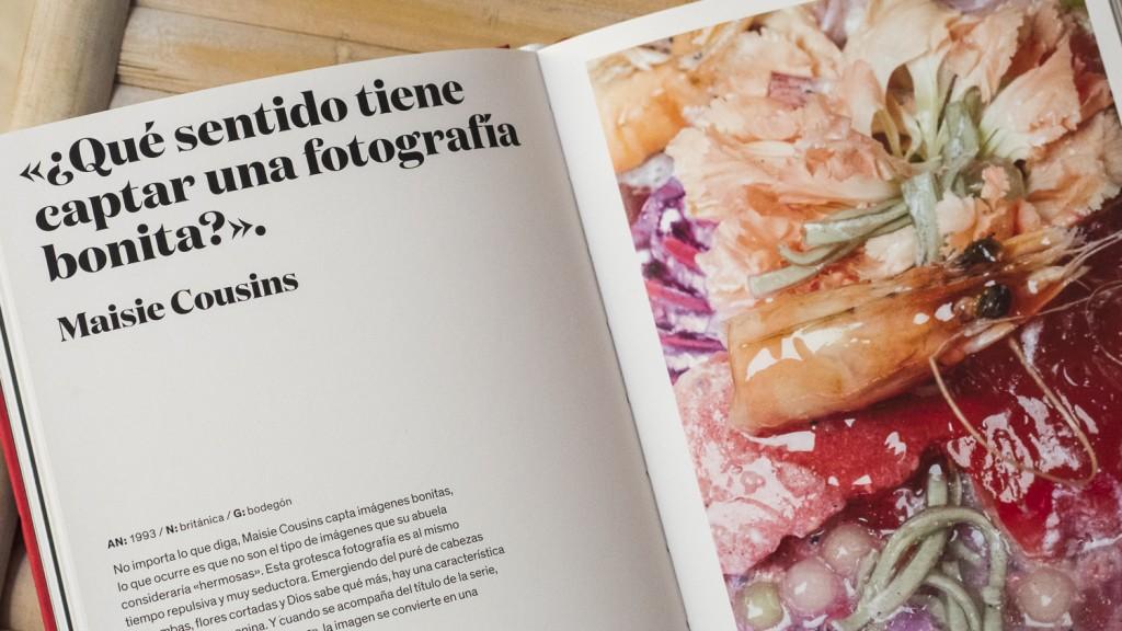 Reflexión del libro los fotógrafos hablan sobre la fotografía