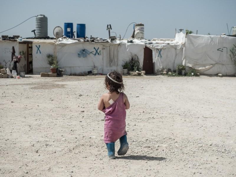 5- Desde muy pequeños los niños van solos.