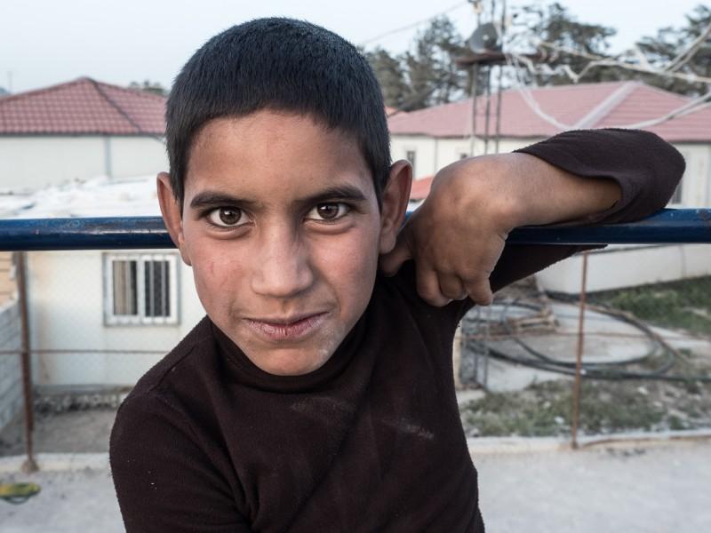 7- Muchos de los niños han vivido situaciones altamente estresantes debido a la guerra.