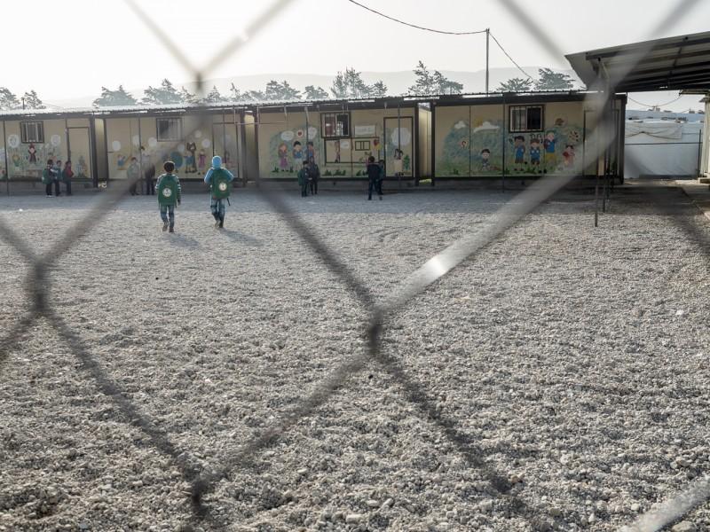 9- Escuela de educación elemental (para niños de 6 a 11 años), para evitar el analfabetismo.