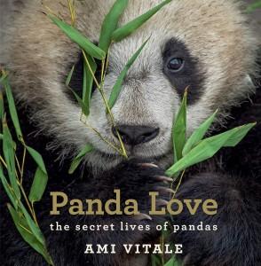 Portada del libro de Ami Vitale, Panda Love