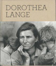Portada del libro de Dorothea Lange