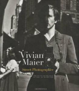 Portada del libro de Vivian Mayer, Street photographer