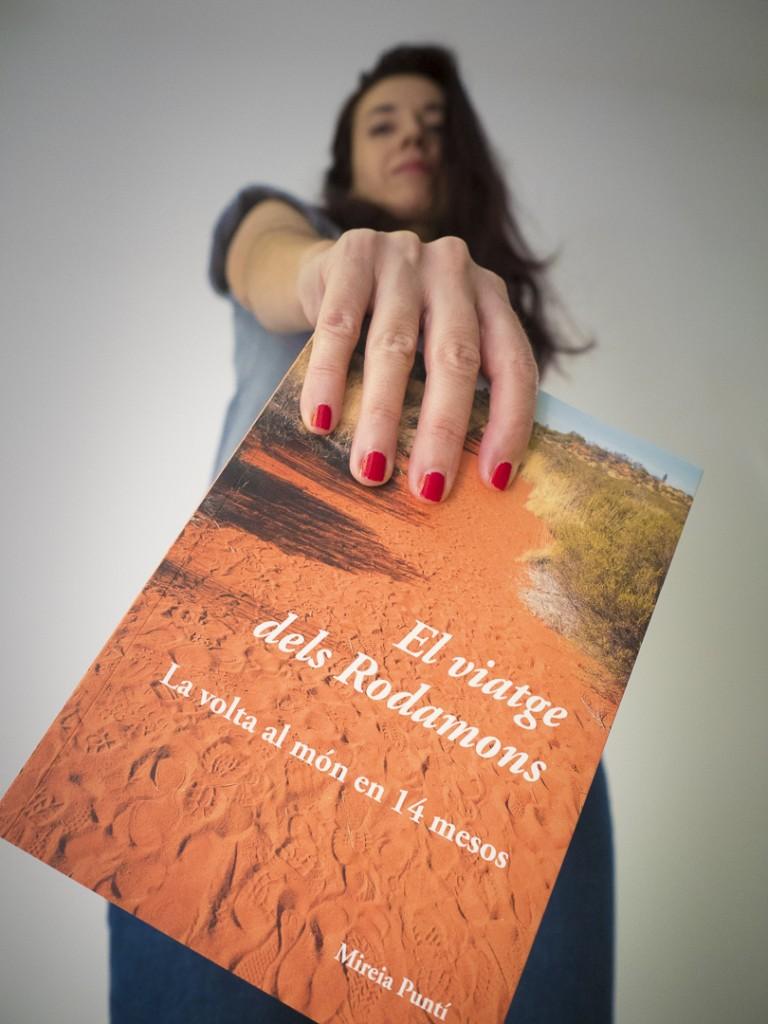 Portada del llibre de viatges El viatge dels Rodamons